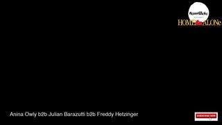 Heimatliebe Records Home Alone with: Magnolia, Anina Owly, Julian Barazutti, Freddy Hetzinger
