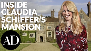 Inside Claudia Schiffer and Matthew Vaughn's Mansion   Celebrity Homes   Architectural Digest