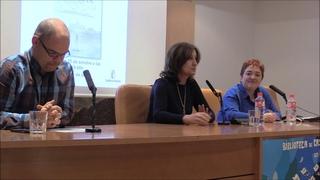 Presentación del libro La sospecha de Sofía de Paloma Sánchez-Garnica