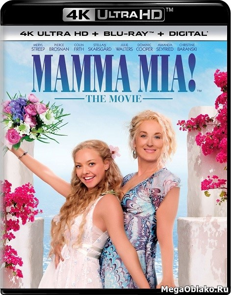 Мамма MIA! / Mamma Mia! (2008)   UltraHD 4K 2160p
