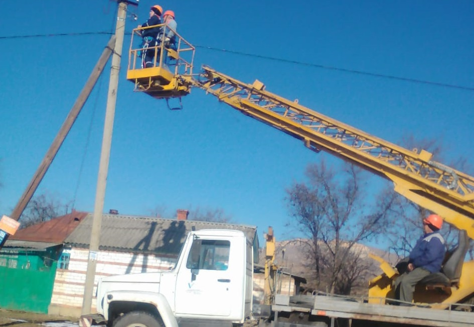 В КЧР энергетики обеспечили потребителей части станицы Зеленчукской качественным энергоснабжением