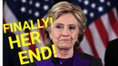 THE EVIDENCE ARE OVERWHELMING - Hillary Clinton Finally Heading to Prison