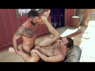 Mason Lear & Jake Nicola [Raging Stallion]