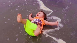 Try Not To Laugh | Best Babies Water Fails #6 | Cute Awesomebaby