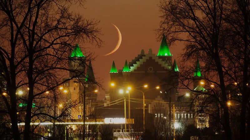 В йошкар олинской Благовещенской башне проходят вечера наблюдений за космическими телами