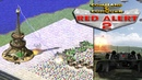 Red Alert 2 - Fighting The Eiffel Tower - 7 vs 1 Gameplay