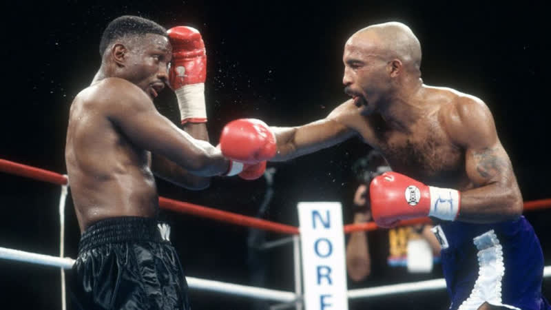 Pernell Whitaker vs James Buddy McGirt 2 Пернелл Уитакер Джеймс Бадди Макгирт 2
