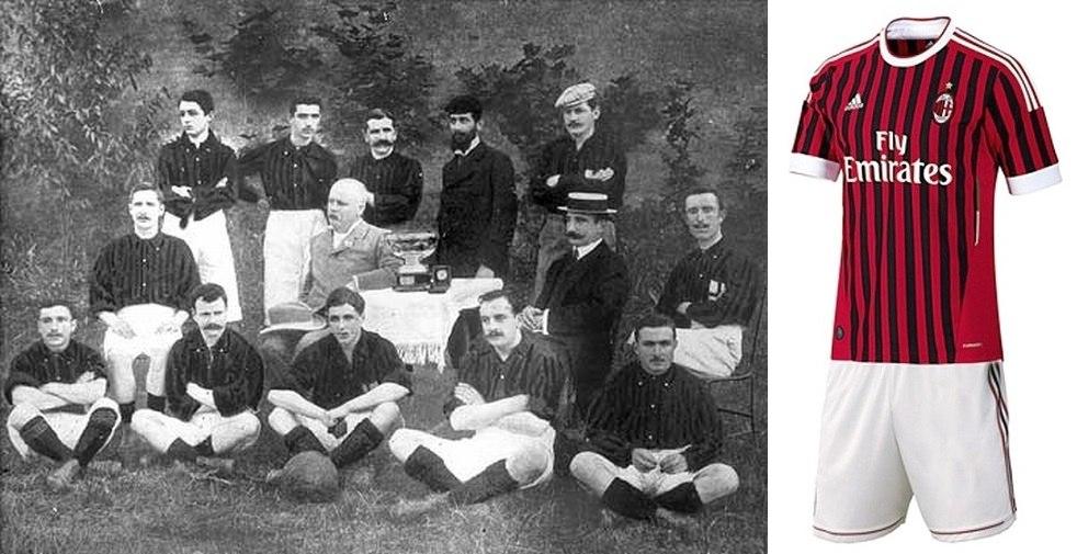 ФК Милан. 1901