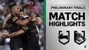 Panthers v Rabbitohs | Preliminary Finals | Telstra Premiership | NRL