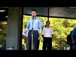 Депутат от БПП Гончаренко выступает за Русский мир
