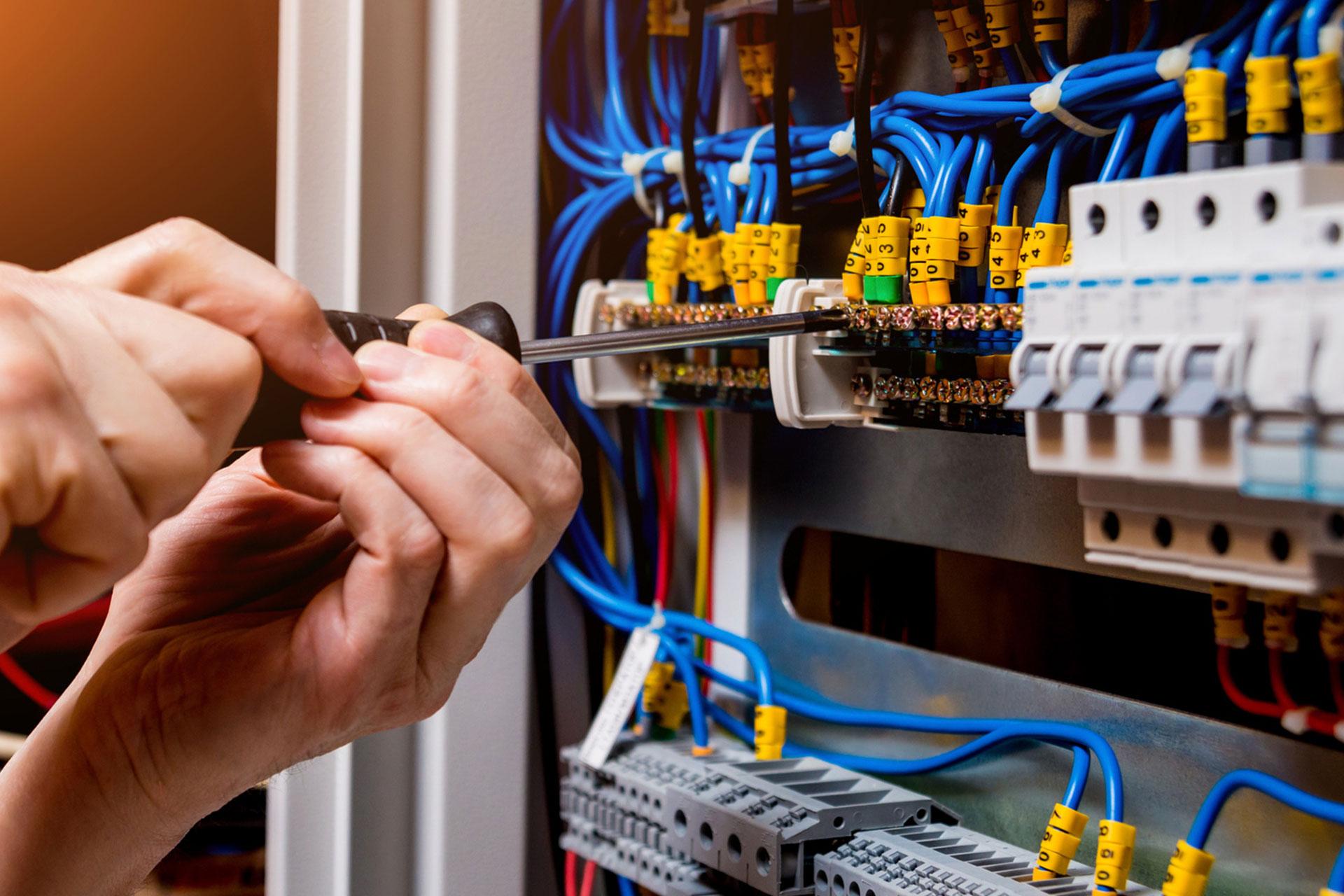 Электромонтажные работы на крупных коммерческих и промышленных объектах в Перми…