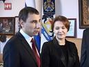 Александру Габитову вручены сразу несколько наград
