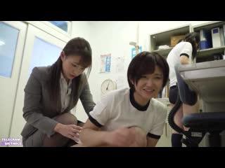 Abe Mikako, Fukada Yuri, Mitani Akari porno hd porn азиатк порн секс японк кореянк ебл ебут трахаю цензур девочк молод девушк м