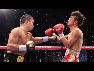 Gennady Golovkin vs Nobuhiro Ishida Full Highlight | KNOCKOUT | HD
