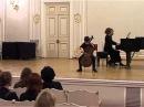 P Okhotnikov violoncello P I Tchaikovsky Sweet dream G Valentini Menuetto