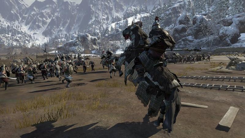 Conqueror's Blade Тестовые войны в Маояне Дом SonOfFenris