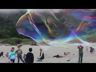 Giant Stinson Beach Bubbles)