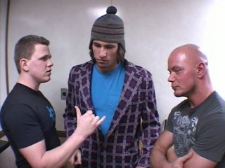 Fist promo @ king of trios 2007