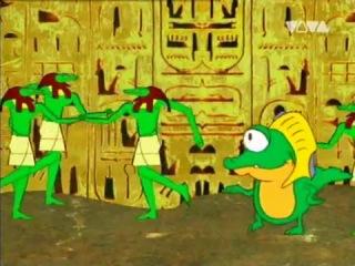 Ich bin Schnappi das kleine Krokodil