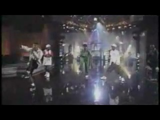 A Tribe Called Quest - SCENARIO - Live on Arsenio Hall Show-1992