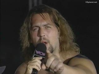WCW Hog Wild 1996 Giant's Promo