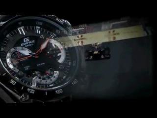 Часы от Casio из коллекции Edifice