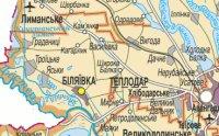 христианской карта одесская район беляева фото шею