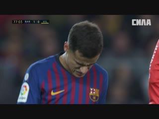 Барселона - Вильярреал. Обзор матча