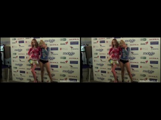 3d2010-  side by side - 3d stereo sweet teen tit with avto tuning
