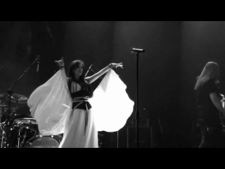 Sirenia - star-crossed (hd 720p) live