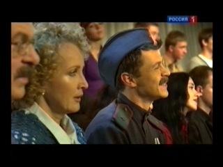 """Настя Задорожная - Белая вьюга (OST """"Небесные Родственники"""")"""