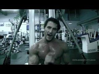 Greg's workout - biceps iv