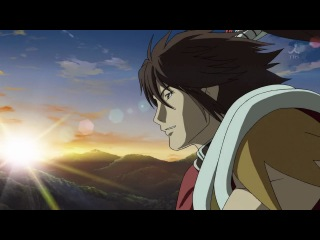 [WOA] Дьявольские короли / Эпоха смут / Sengoku Basara/ Devil Kings - 4 серия [Субтитры]
