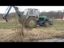 мой ЭО—2621 В-3 на базе трактора ЮМЗ-6