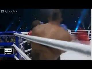 Мирко Кро Коп против Джаррелла Миллера K-1 WGP 2013 in Zagreb