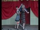 Танец к 9 мая. Синий платочек