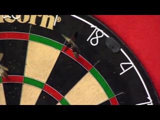 Terry Jenkins vs Per Laursen (PDC World Darts Championship 2014 / Round 1)