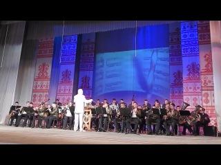 Отчетный концерт СВУИиКа духовой оркестр
