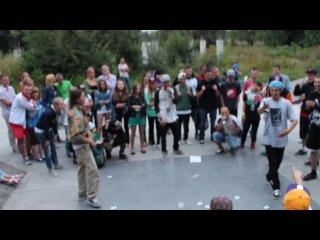 Amarock vs Manu* Hip Hop 1x1* JAM4IK 4 0*