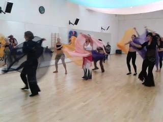 Земзем Елена, Belly Dance Day VII, 22092013