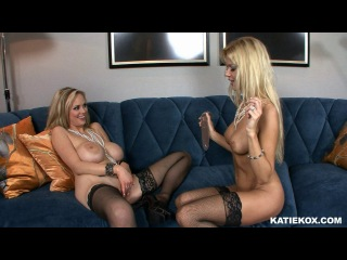 -{порно империя}- katie kox - katie kox barbi sinclair - double trouble