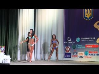 чемпионат Украины Ольга Чаповская