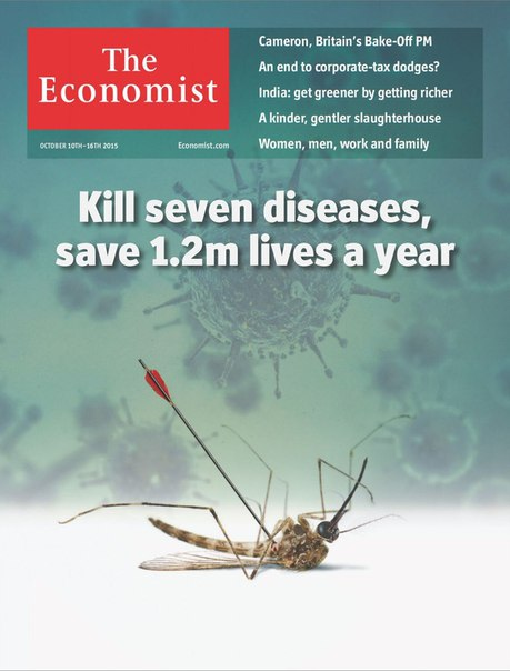 The Economist (10 October - 16 October 2015)