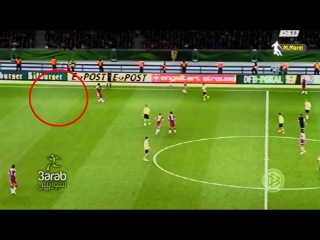Призрак в Матче BVB Dortmund против Баварии 0-2 2014 Ghost at Match of BVB 18 Dortmund vs Bayern Munich 0-2 2014 !! | DFB Cup Final 17/05/2014