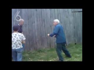 Деревенский мортал комбат (6 sec)