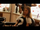 Кератиновое выпремление и лечение волос. Видео семинар.