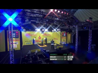 Brendan Dolan vs Kevin Painter (Players Championship Finals 2014 / Round 1)