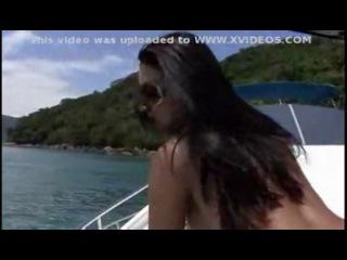 julia paes boat fuck