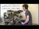 ★ Toxicity System Of A Down ★ Drum Lesson How To Play Drum Beat John Dolmayan