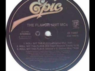 The Flavor Unit MC's - Roll Wit Tha Flava (Kid Capri Bounce Mix) (1993)